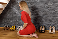 small preview pic number 3 from set 2428 showing Allyoucanfeet model Loca