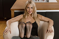 small preview pic number 3 from set 2431 showing Allyoucanfeet model Darina
