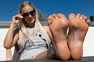 small preview pic number 4 from set 2433 showing Allyoucanfeet model Nori