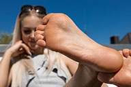 small preview pic number 6 from set 2433 showing Allyoucanfeet model Nori