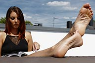 small preview pic number 3 from set 2443 showing Allyoucanfeet model Josy