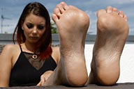 small preview pic number 4 from set 2443 showing Allyoucanfeet model Josy