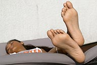 small preview pic number 4 from set 2446 showing Allyoucanfeet model Cataleya