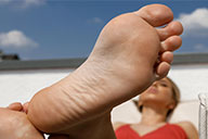 small preview pic number 5 from set 2451 showing Allyoucanfeet model Luan