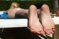 small preview pic number 3 from set 2464 showing Allyoucanfeet model Emmi