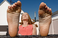 small preview pic number 6 from set 2469 showing Allyoucanfeet model Sam - New Model