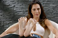 small preview pic number 1 from set 2473 showing Allyoucanfeet model Mel