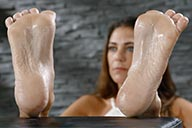 small preview pic number 3 from set 2473 showing Allyoucanfeet model Mel