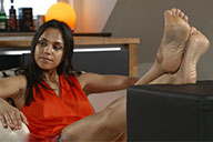 small preview pic number 5 from set 2479 showing Allyoucanfeet model Mandy