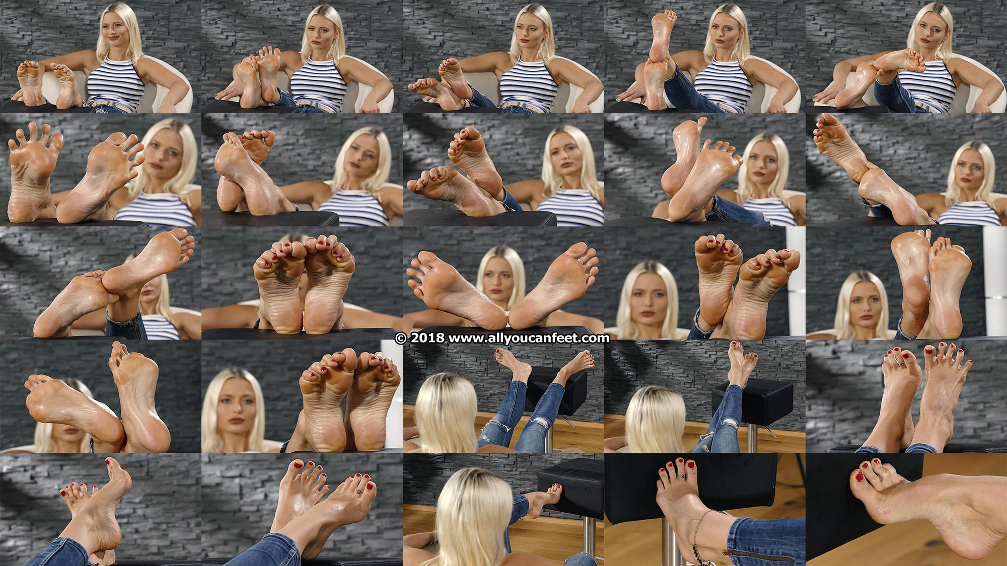 big preview pic from set 2482 showing Allyoucanfeet model Anastasia