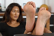 small preview pic number 4 from set 2483 showing Allyoucanfeet model Ella
