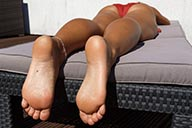 small preview pic number 4 from set 2486 showing Allyoucanfeet model Jenni