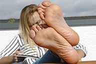 small preview pic number 5 from set 2489 showing Allyoucanfeet model Cherry