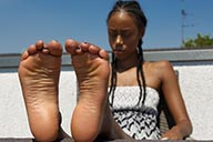 small preview pic number 4 from set 2493 showing Allyoucanfeet model Samy
