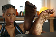 small preview pic number 4 from set 2494 showing Allyoucanfeet model Samy