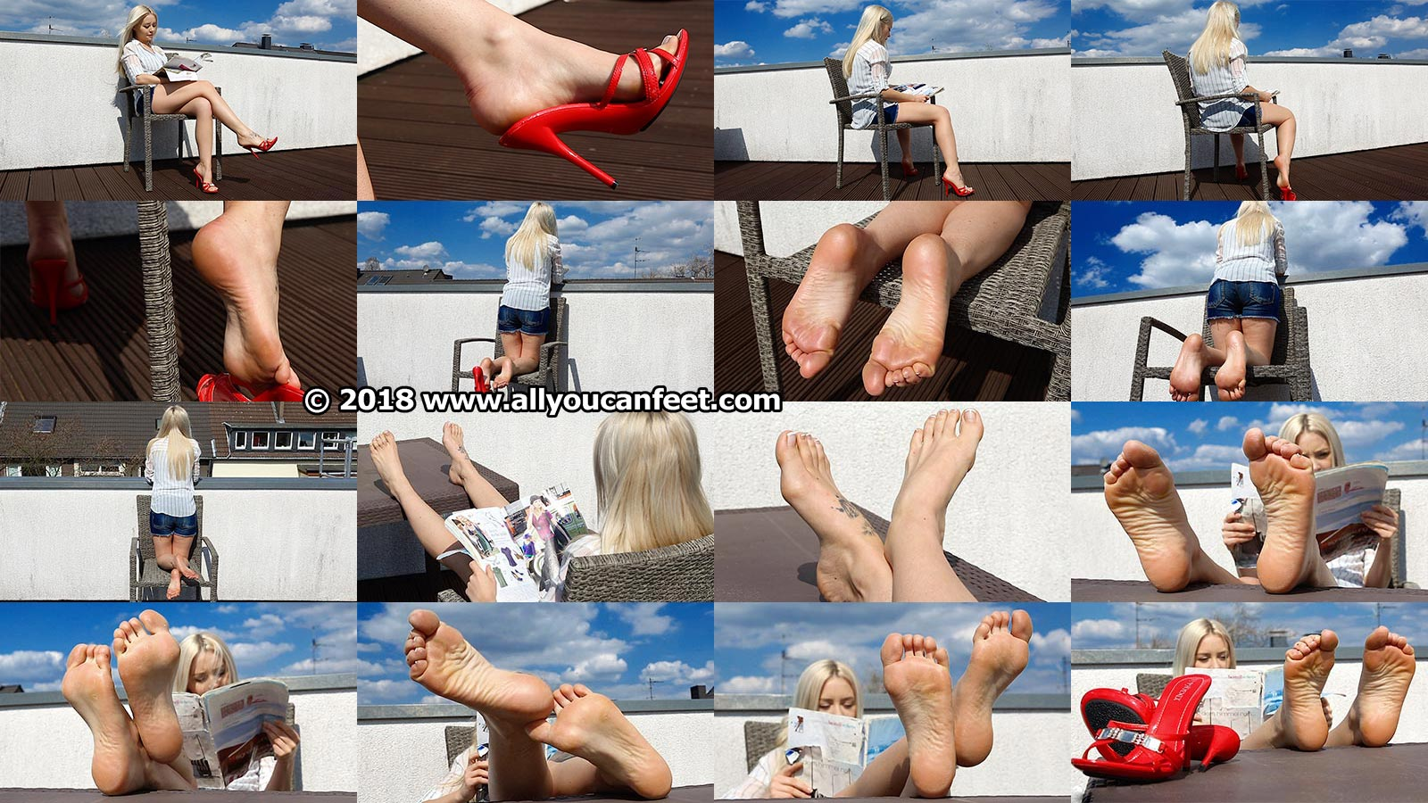 big preview pic from set 2497 showing Allyoucanfeet model Aubrey