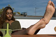 small preview pic number 4 from set 2500 showing Allyoucanfeet model Saysay