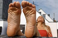 small preview pic number 5 from set 2502 showing Allyoucanfeet model Ramona - New Model