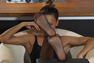 small preview pic number 2 from set 2504 showing Allyoucanfeet model Alina