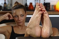 small preview pic number 5 from set 2504 showing Allyoucanfeet model Alina