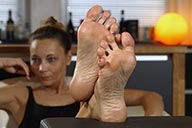 small preview pic number 6 from set 2504 showing Allyoucanfeet model Alina