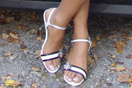 small preview pic number 1 from set 251 showing Allyoucanfeet model Vizzy