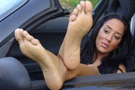 small preview pic number 4 from set 251 showing Allyoucanfeet model Vizzy