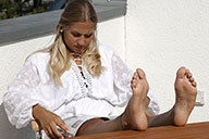 small preview pic number 3 from set 2510 showing Allyoucanfeet model Terry