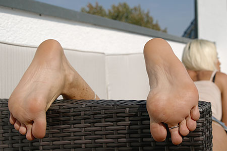 small preview pic number 4 from set 2527 showing Allyoucanfeet model Leyla