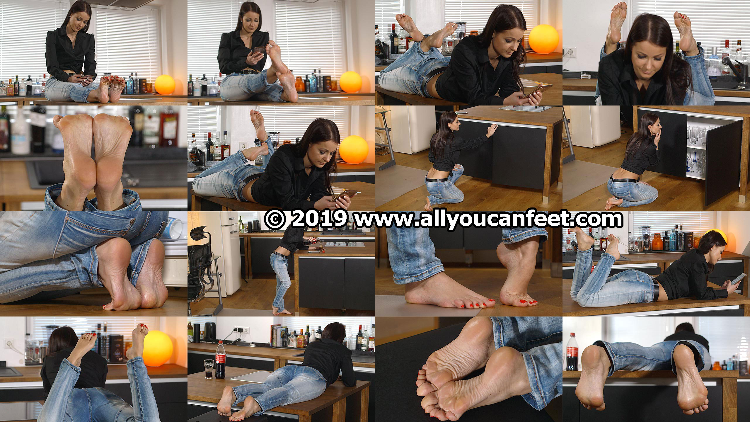 big preview pic from set 2538 showing Allyoucanfeet model Victoria