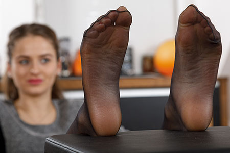 small preview pic number 3 from set 2539 showing Allyoucanfeet model Mascha