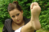 small preview pic number 5 from set 260 showing Allyoucanfeet model Marie