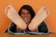 small preview pic number 3 from set 272 showing Allyoucanfeet model Mel
