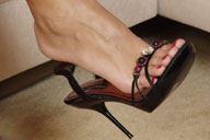 small preview pic number 2 from set 314 showing Allyoucanfeet model Nicky