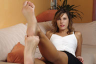 small preview pic number 5 from set 314 showing Allyoucanfeet model Nicky