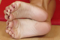 small preview pic number 3 from set 316 showing Allyoucanfeet model Tara