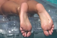 small preview pic number 4 from set 320 showing Allyoucanfeet model Chris