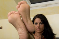 small preview pic number 6 from set 352 showing Allyoucanfeet model Esperanza