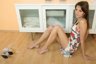 small preview pic number 5 from set 359 showing Allyoucanfeet model Flora