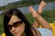 small preview pic number 6 from set 367 showing Allyoucanfeet model Marie