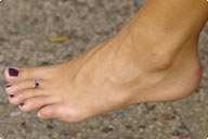 small preview pic number 2 from set 401 showing Allyoucanfeet model Caro