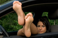 small preview pic number 6 from set 407 showing Allyoucanfeet model Esperanza