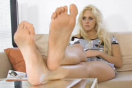 small preview pic number 3 from set 489 showing Allyoucanfeet model Isa