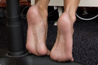 small preview pic number 2 from set 525 showing Allyoucanfeet model Joyce