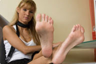 small preview pic number 5 from set 525 showing Allyoucanfeet model Joyce