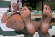 small preview pic number 3 from set 529 showing Allyoucanfeet model Sandy