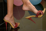 small preview pic number 1 from set 532 showing Allyoucanfeet model Flora