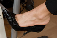 small preview pic number 1 from set 537 showing Allyoucanfeet model Jezzy
