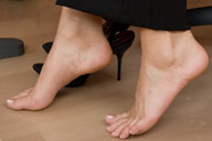 small preview pic number 5 from set 537 showing Allyoucanfeet model Jezzy