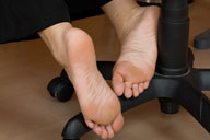 small preview pic number 6 from set 537 showing Allyoucanfeet model Jezzy